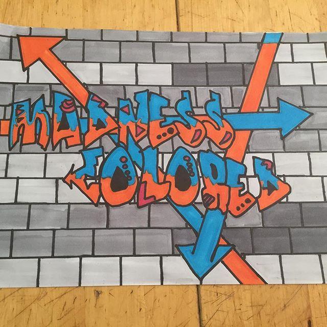 @madnesscolored Finish!!! Enjoy. #madnesscolored #rattlebaby #art #streetart #graff #graffiti #draw #drawing #drawings #lille #creamarker #promarker #chameleonpens