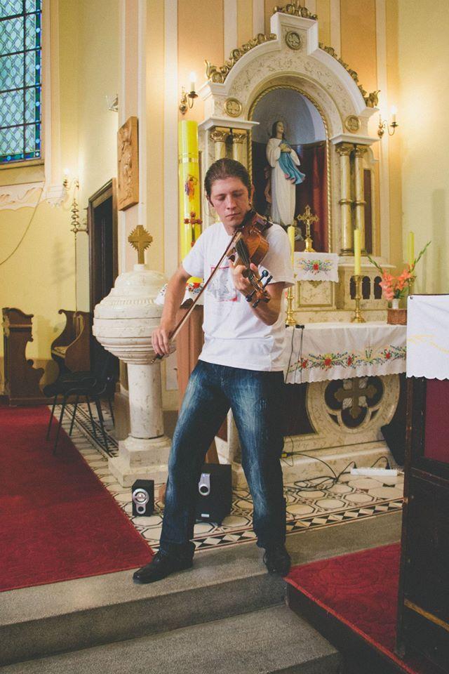 Zsolt Der - Violin