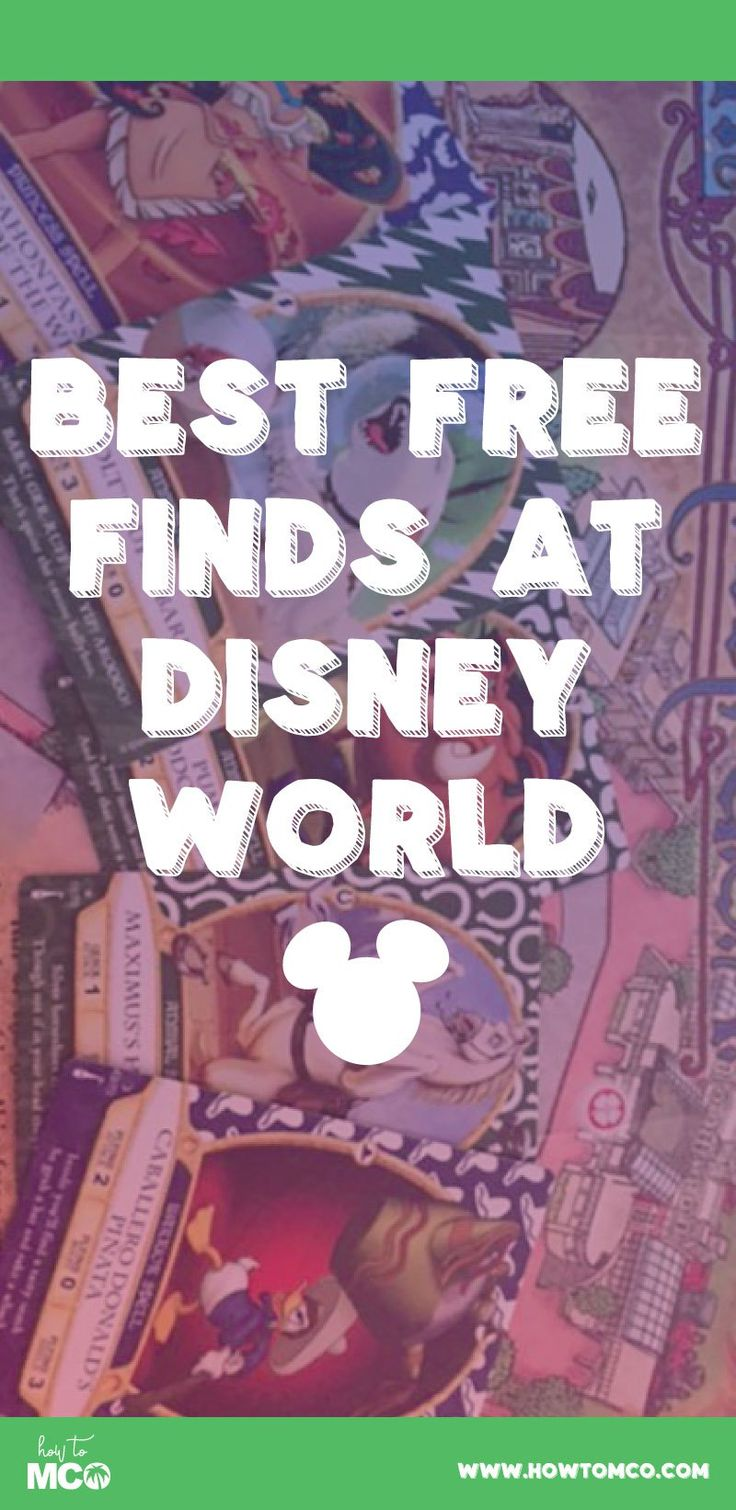 There are many fantastic things that the Walt Disney World theme parks offer with no additional cost. I find there are some great hidden gems at each of the parks that you can do or get for free (most with theme park admission that is)!