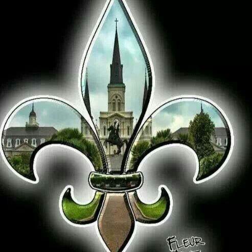New Orleans Saints Christmas Cards