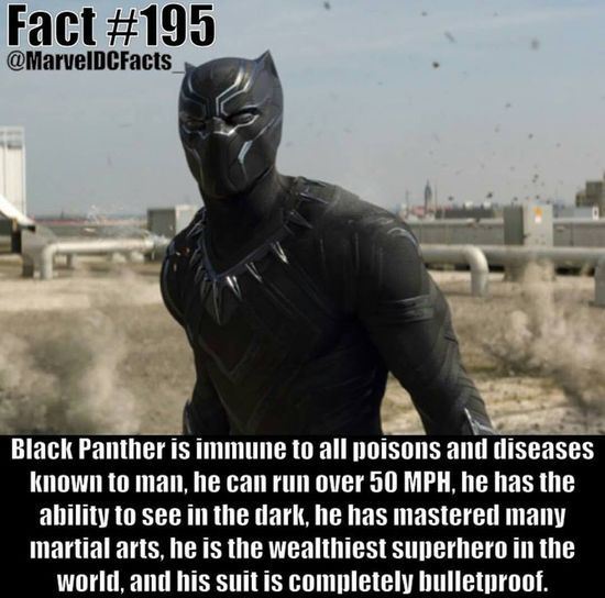 Black Panther Is Too Perfect