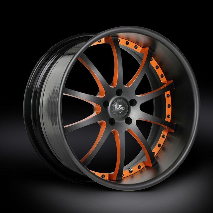 Savini SV26-S XLT Wheels