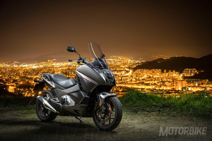 Prueba Honda Integra 2016. Edición muy especial - Motorbike Magazine