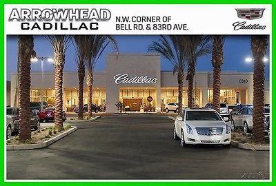 2015 Cadillac CTS 3.6L Luxury 2015 3.6L Luxury Certified 3.6L V6 24V Automatic RWD Bose Moonroof OnStar