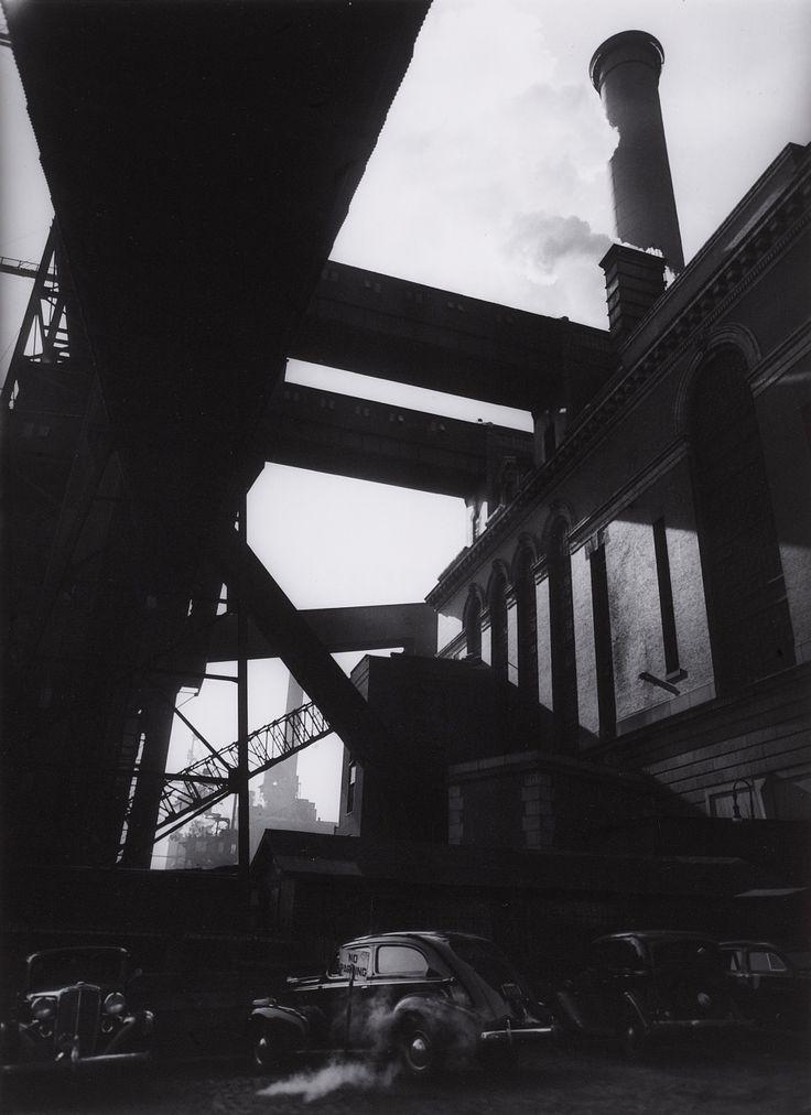 Berenice Abbott, Consolidated Edison Power House, New York