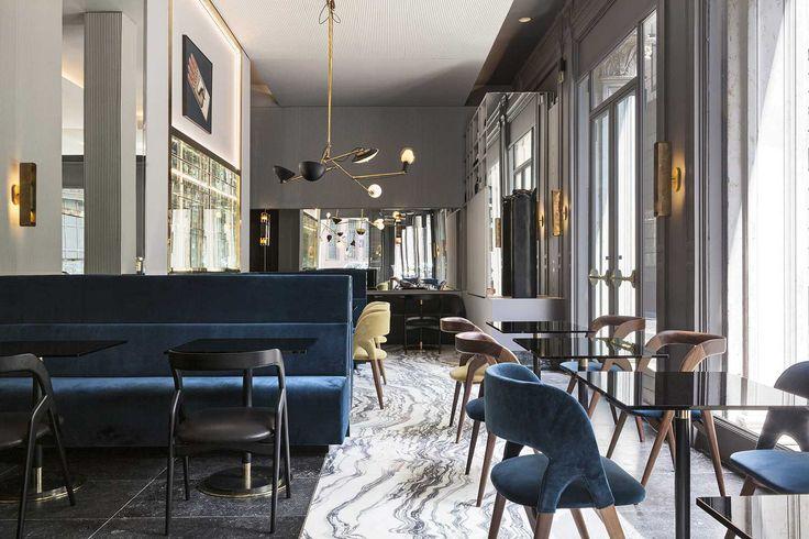 Ta Restaurant Milan by Vincenzo de Cotis | http://www.yellowtrace.com.au/milan-design-week-survival-kit-must-see-milan-itinerary/