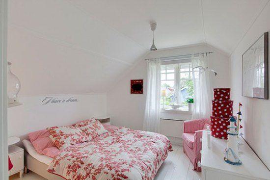 ide desain kamar tidur kecil