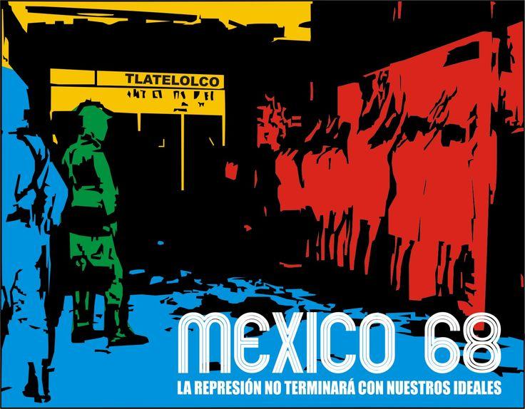 México 68 - La matanza de Tlatelolco