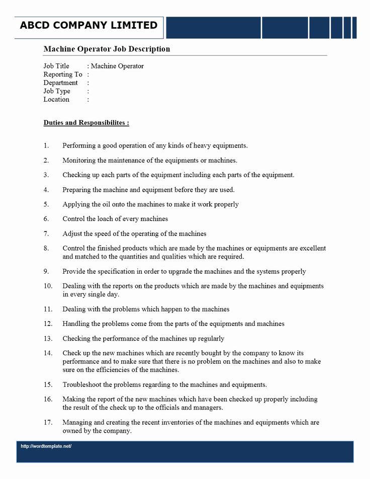 Material Handler Job Description Resume Luxury Simple