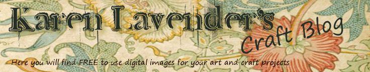 Karen Lavender's kunst en ambacht blog