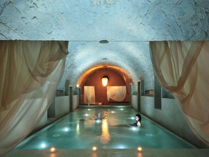 168 best architecture images on pinterest contemporary for Thermes spa