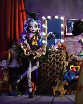 "567 Likes, 16 Comments - Ирина Штро (@irinastroh) on Instagram: ""✨ #MonsterHigh #DjinniGrant #Whisp #Mattel #Doll #Dolls #MonsterHighDolls @monsterhigh"""