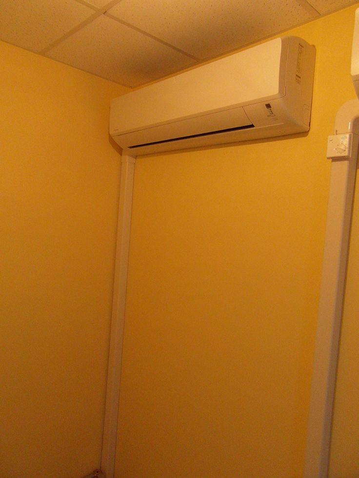Montaż klimatyzacji w serwerowni