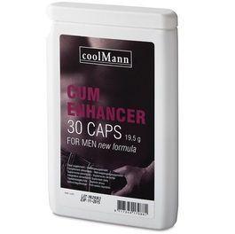 COOLMAN CUM RENDIMIENTO ESPERMA 30 CAPS
