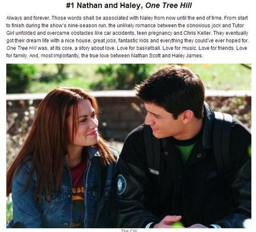 nathan scott and haley james relationship