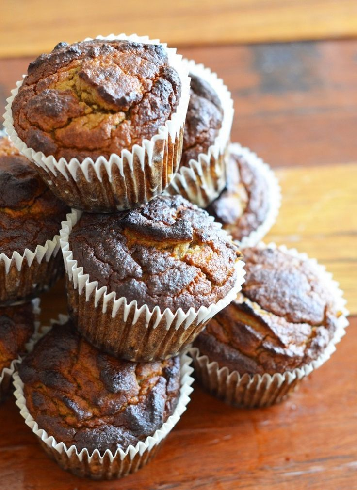 Maple, Cinnamon and Banana Muffins- Gluten, Dairy and Nut Free