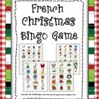 Colorful, ready-to-go French Christmas Bingo Game. 30 Bingo cards and the calling cards are all included. With 30 different clipart pictures this Bingo Game will have your students excited about Christmas! If you laminate the cards they will last for many years and can be reused over and over again.