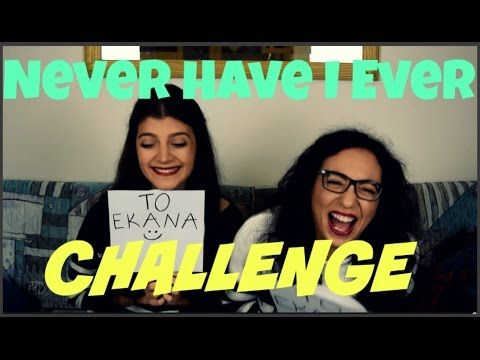 Never Have I Ever Challenge || fraoules22 - YouTube