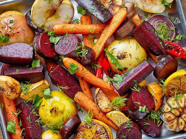Die geheime Zutat für Gemüse aus dem Ofen