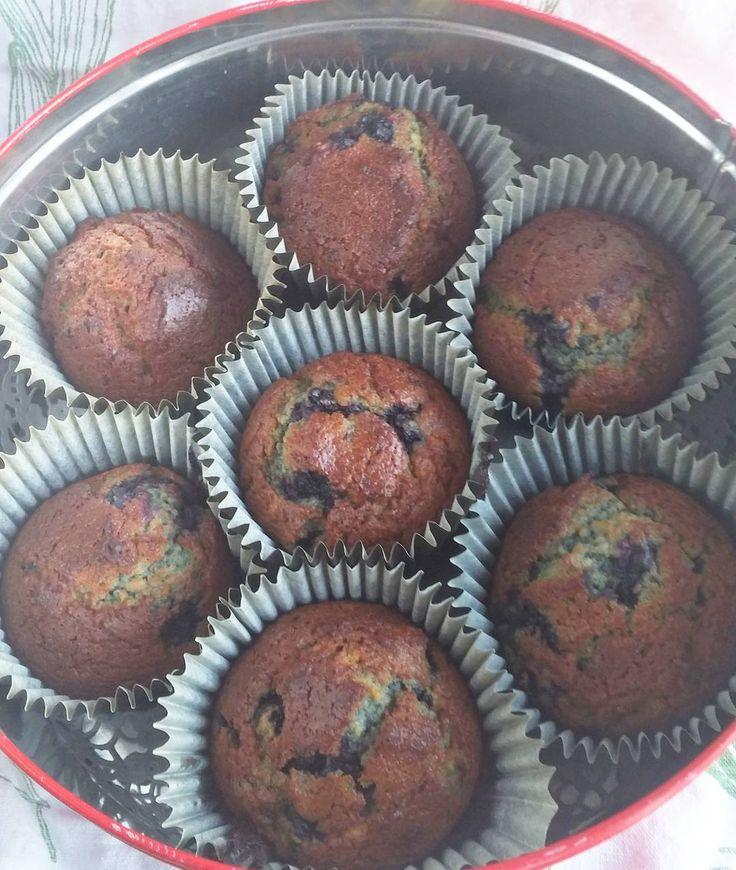 Gluteenittomat ja ketodiettiin sopivat mustikkamuffinit. #mustikka#muffinit#itsetehty #ruokablogi #ruoka#kotiruoka #herkkusuu #lautasella #Herkkusuunlautasella#ruokasuomi#gluteeniton#ketodieetti