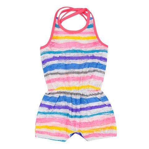 Baby Girls Designer Clothes UK | Kids Clothes | TUTA KIDS  #kidsfashion #girl #babygirl #girlswear #childrenswear #kidsclothing #fashion #baby #outfit #sale #rainbow #cute #colourful #stripey #jumpsuit