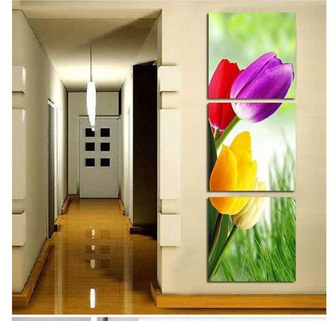 Cheap tulip dress, Buy Quality tulip vase directly from China tulip types Suppliers: 	Product Details 	  							Material: Waterproof Canvas									Each Product can be framed, if you need framed paint