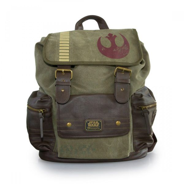 fa75cf8f5b Loungefly's 'Star Wars Rogue One' Bag Collection Is Something Special | Fun  Bags & Accessories | Star wars outfits, Star wars shoes, Star wars backpack