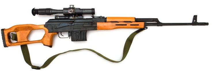 M40 Sniper Weapon System | List of Sniper Rifles