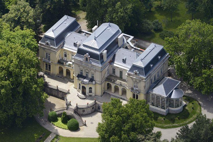 Tóalmás Andrássy-kastély