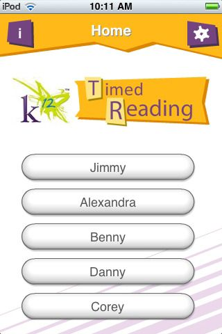 App that times student reading- gives you a fluency score- great for improving literacy and fluency!Ideas, App Recommendations, Reading Fluency, Education App, Creative Rules, Classroom Technology, Time Reading, Extensions Lists, Ipad App