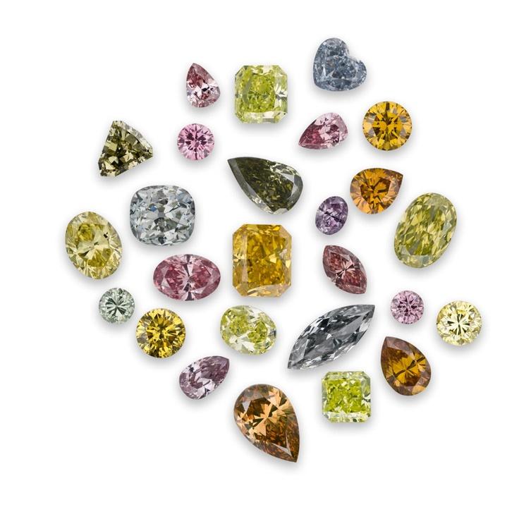 50 best Fancy that... Fancy Color Diamonds! images on Pinterest