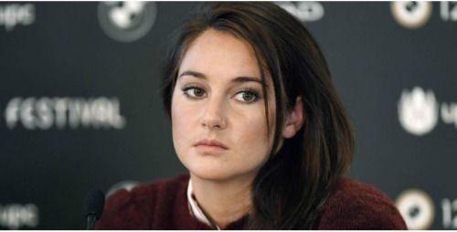 Arrestan a protagonista de Divergent durante manifestación -...