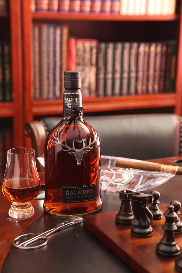 Scotch & Cigars & Books & Chess ... It's ALL GOOD!!!
