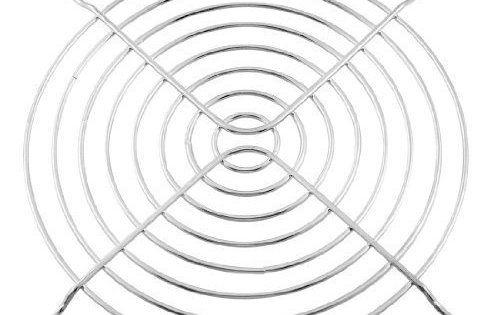 sourcingmap® Métal 150mm Ventilateur Ordinateur Grille Garde Protecteur 2 Pcs pour PC ordinateur: Nom Du Produit : Ventilateur Ordinateur…