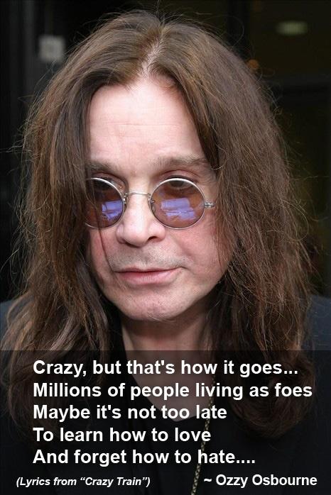 Black Sabbath LYRICS - God Is Dead? Lyrics