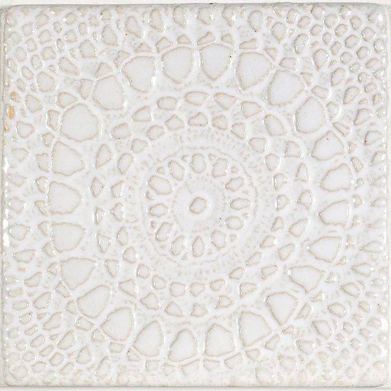 Terraviiva Hand Made Tile Siemen Majolika by Terraviiva on Etsy