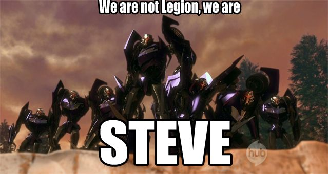 funny+Transformers+Prime+Vehicon   ... Steve. Transformers Prime, Arms Micron, and Kre-O Vehicon and Igu