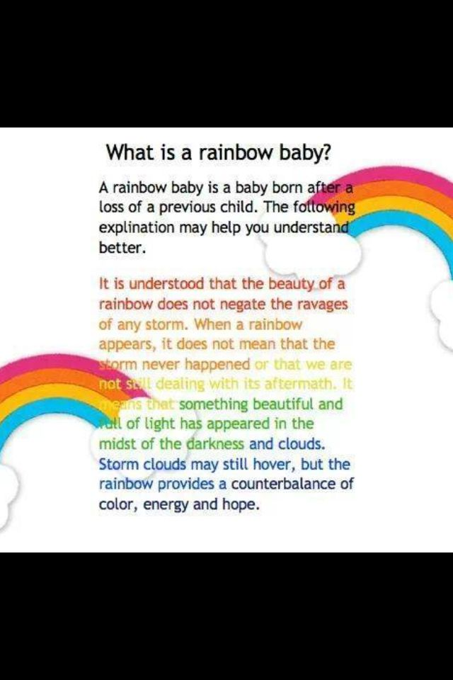 2 miscarriages then pregnant withs twins and to lose one broke me again but my other twin survived she is my ultimate rainbow baby