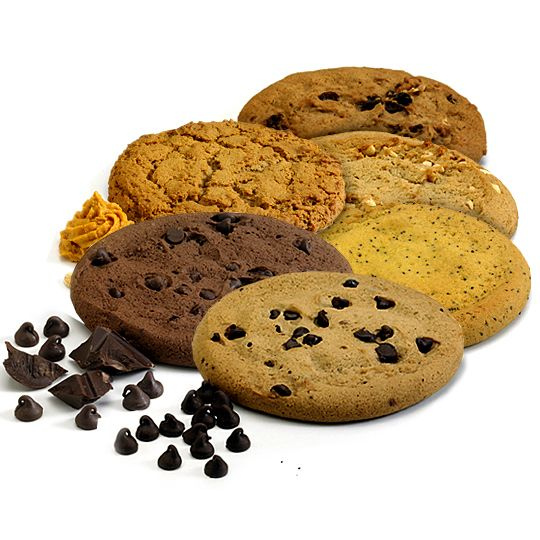 The Complete Cookie® Sample Pack, Seven | Lenny and Larrys