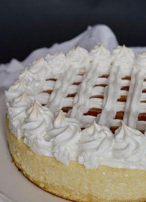 Citromhab: Rákóczi túrós torta