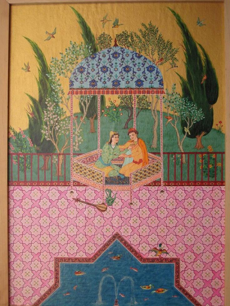 miniature persane