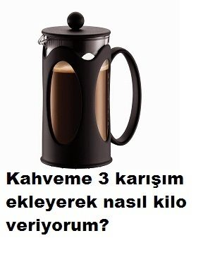 Kahve ve 3 karışımla nasıl kilo veriyorum?Bu kahve tat olarak farklı ,lezzetli ve metabolizmanızı hızlı şekilde çalıştırıyor