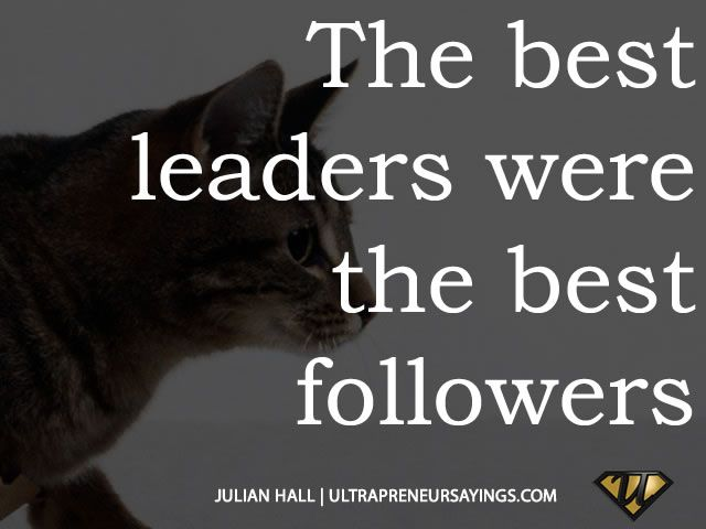 summary of leaders and followers Leadership: past, present, and future  and a summary of each of the respective chapters  resultant outcomes—that occurs between a leader and followers and (b.