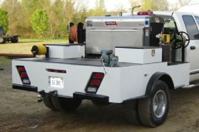 Pipeline Welding Truck Beds | Home About Us Welding Truck Beds ATEC Welding Lead Reels Removable ...
