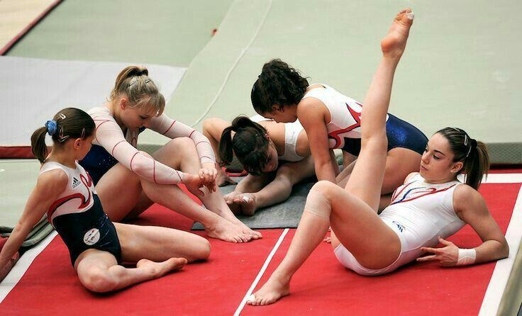 #gymnastics #acrobatics #rhythmic_gymnastics #cheerleading #olympic_sport #summer_sports