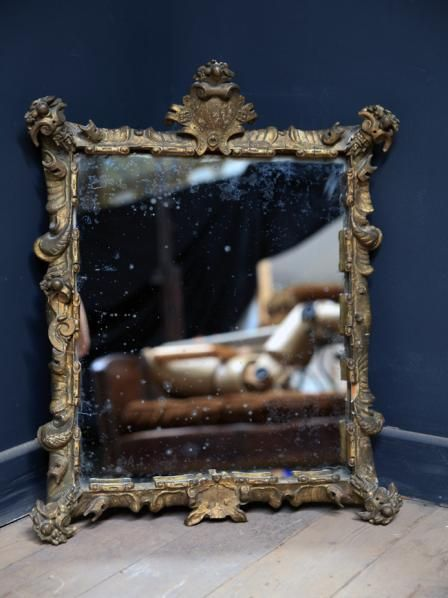 Mirror Antique Mirrors Via Drew Pritchard And Salvage