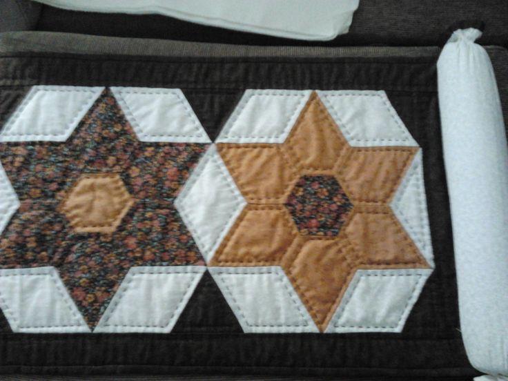 Porta bloques, regalo que le hice a mi suegra para sus trabajos de bordado.