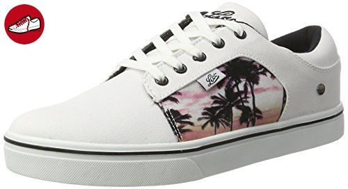 Lico Unisex-Erwachsene California Sneaker, Weiß (Weiss), 39 EU - Lico schuhe (*Partner-Link)