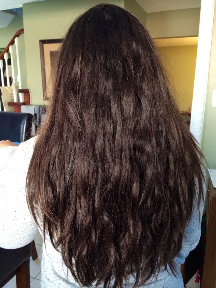 My first attempt with the 3 steps: This was after my first wash with the Fibralogy. You may not be able to see a difference but not only did my hair feel silkier after being in the chlorine pumped pool for 5 hours, but it also looks fuller!!! I can't wait to see how my feels after the next time!