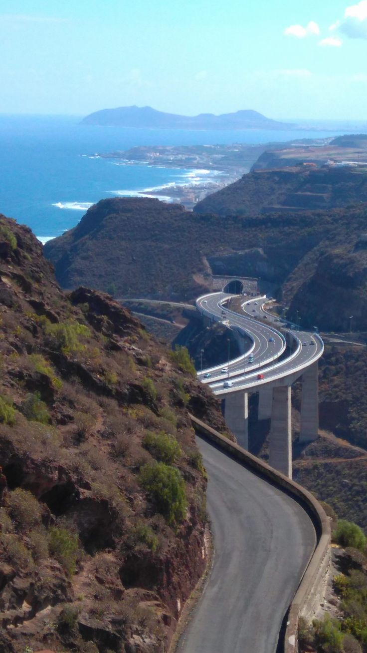 Paisaje en Gran Canaria